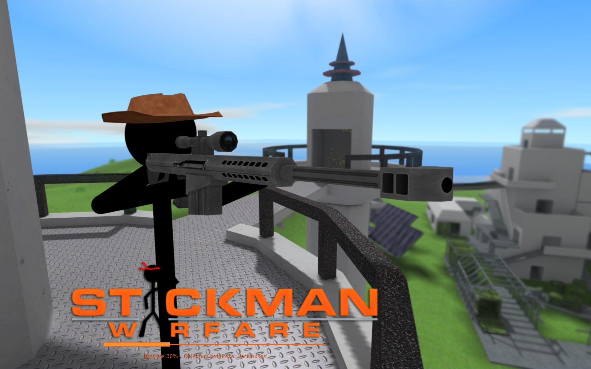 Stickman Warfare